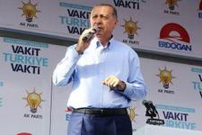 Erdoğan: Kandil'e ilerledikçe Muharrem'i efkar basıyor