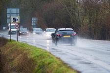 71 kilometre hıza 63 bin avro trafik cezası!
