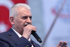Başbakan Yıldırım'dan AB'ye kritik mesaj