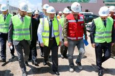 Erzurum Şehir Hastanesi yıl sonunda hizmete açılıyor