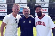Fenerbahçe'de müthiş iddia! Ali Koç'un sürprizi Dirk Kuyt