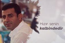Selahattin Demirtaş'ın yeni bestesi paylaşıldı! 'Korkma, bağır'