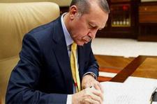 Cumhurbaşkanı Erdoğan, 8 üniversiteye rektör atadı
