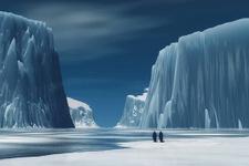 Antartika'daki erime alarm seviyesinde
