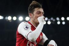Mesut Özil'in bayram mesajı