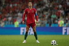 Tüm dünya Ronaldo'yu konuşuyor!