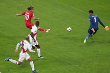 Danimarka Peru'yu tek golle geçti