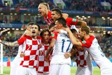 Hırvatistan Dünya Kupası'na galibiyetle başladı