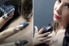 Tuğba Özerk'in tırnaklarının fiyatı dudak uçuklattı