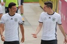 Draxler'den Mesut Özil'e övgü dolu sözler