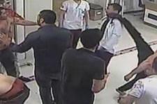 Hastaneyi savaş alanına çevirdiler, doktora böyle dayak attılar