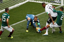 Almanya Meksika'ya mağlup oldu!