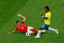 Brezilya İsviçre ile berabere kaldı
