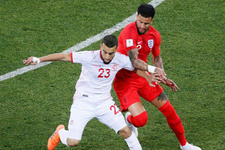 İngiltere Tunus'u son dakika golü ile devirdi