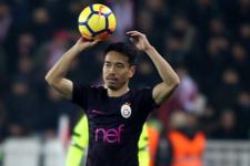 Galatasaray'dan Nagatomo paylaşımı