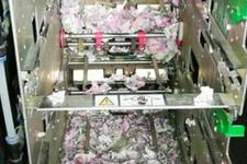 ATM'ye giren fareler 9 milyon TL'yi yedi!