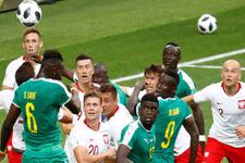 Senegal Polonya'ya geçit vermedi