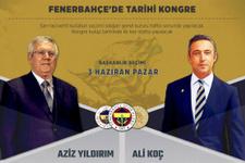 Fenerbahçe'de tarihi seçim! Kongrede ilk gün sona erdi