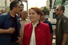 Meral Akşener'den Gaziantep'te 'Kamyon' tepkisi