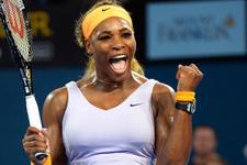 Serena Williams, Sharapova ile eşleşti
