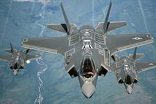 Türk F-35'lerinin ilk uçuşu görüntülendi!