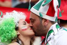 İranlı taraftarların Dünya Kupası özgürlüğü