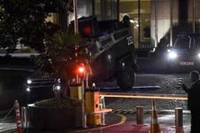 İstanbul'da lüks otele terör operasyonu
