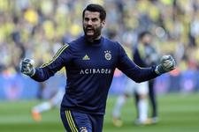 Fenerbahçe Volkan Demirel'le bir yıl daha devam