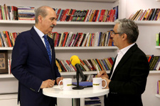 Kültür Bakanı Kurtulmuş'tan çok özel açıklamalar...