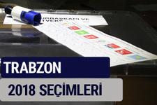 Trabzon oy oranları partilerin ittifak oy sonuçları 2018 - Trabzon