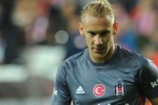 Beşiktaş'a Vida için resmi teklif