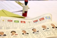YSK Sandık Sonuçları oy oranı sorgulama