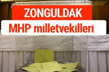 MHP Zonguldak Milletvekilleri 2018 -27. Dönem listesi