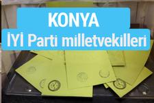 İYİ Parti Konya milletvekilleri listesi iyi parti oy sonucu