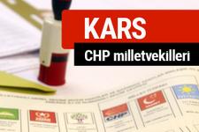 CHP Kars Milletvekilleri 2018 - 27. dönem Kars listesi