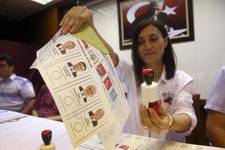 23 seçim bölgesinde dengeler değişmedi