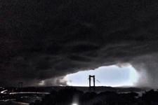Son hava durumu kabus yine mi geliyor dolu uyarısı