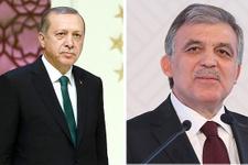 Abdullah Gül'den Erdoğan'a beklenmedik telefon!