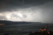 Meteoroloji'den İstanbul için dolu uyarısı