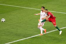 Quaresma'dan İran'a trivela golü