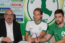 Giresunspor'da 6 oyuncuyla sözleşme imzalandı