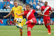Peru'dan Dünya Kupası'na galibiyetli veda
