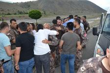 Özel harekatçılar sevinç gözyaşlarıyla karşılandı!
