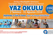 Büyükşehir Belediyesi'nden ücretsiz Yaz Okulu