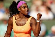 Serena Williams Wimbledon'da seribaşı