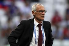 Mısır'da Hector Cuper istifa etti