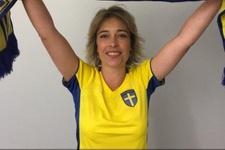 İsveçli Bakan Strandhall'den Jimmy Durmaz'a destek