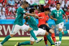 Almanya Dünya Kupası'na veda etti