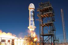 Geri sayım başladı! Blue Origin uzay turizmi için tarih verdi