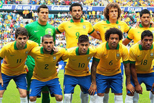 Brezilya lider olarak son 16 turuna yükseldi